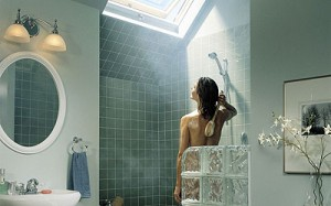 Bathroom Skylight, Residential Skylights