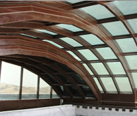 Barrel Vault Skylights